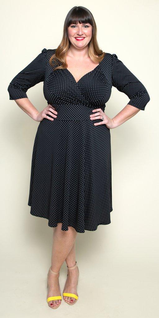 #advancedstyle best dresses for full bust women
