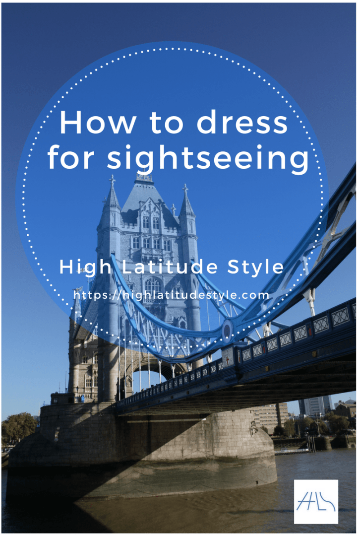 #fashionover50 #dress4success how to dress for sightseeing post banner