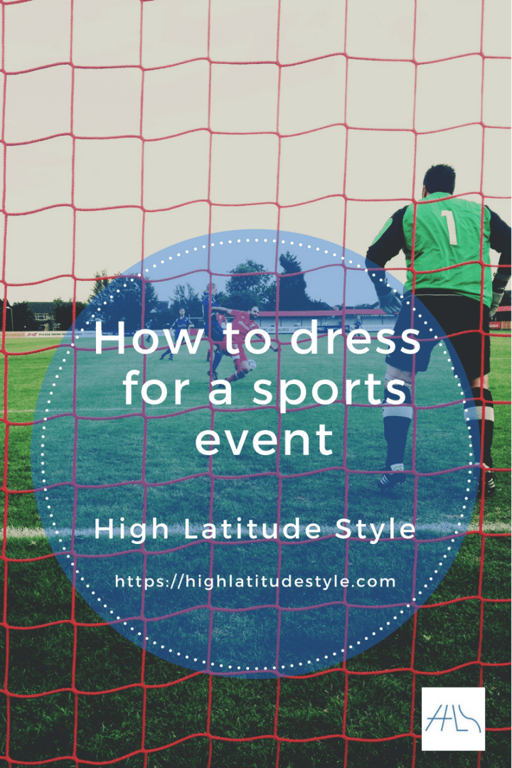 #fashionover50 best outfit recipes to dress for success when going to a sports event over 40