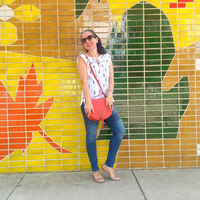#linkup op of the World OOTD Readers' Fav Ada Furxhi of Elegance and Mommyhood