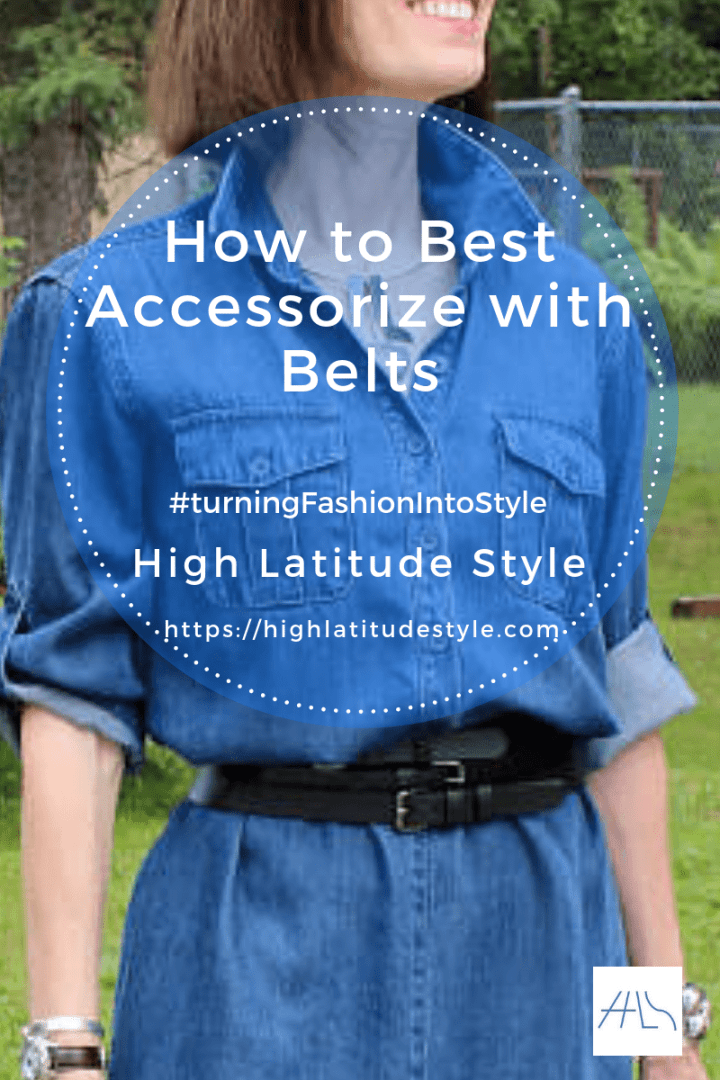 How to best accessorize with belts post banner