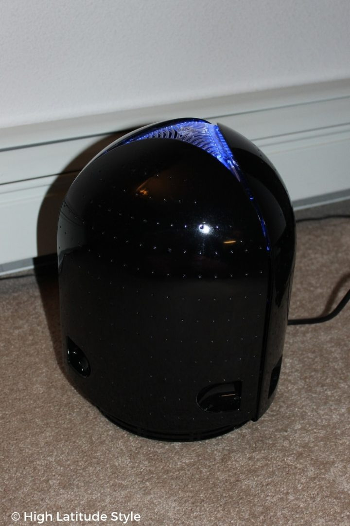 photo of indoor air cleaner
