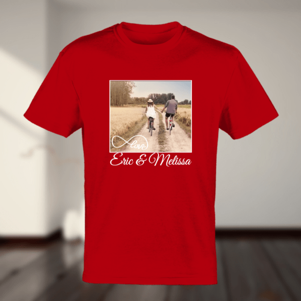#Tshirts a photo T-shirt is always a great idea