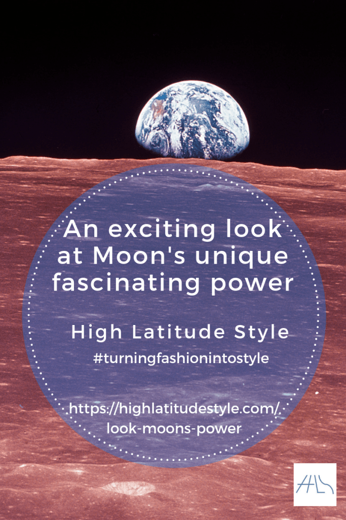 An exciting look at Moon's unique fascinating power