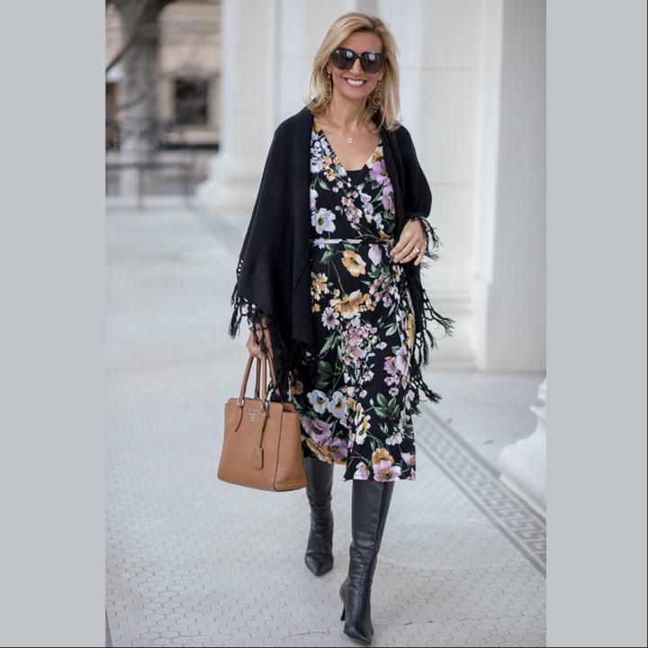 Top of the World OOTD Readers' Fav Jacket Society Nora Minassian