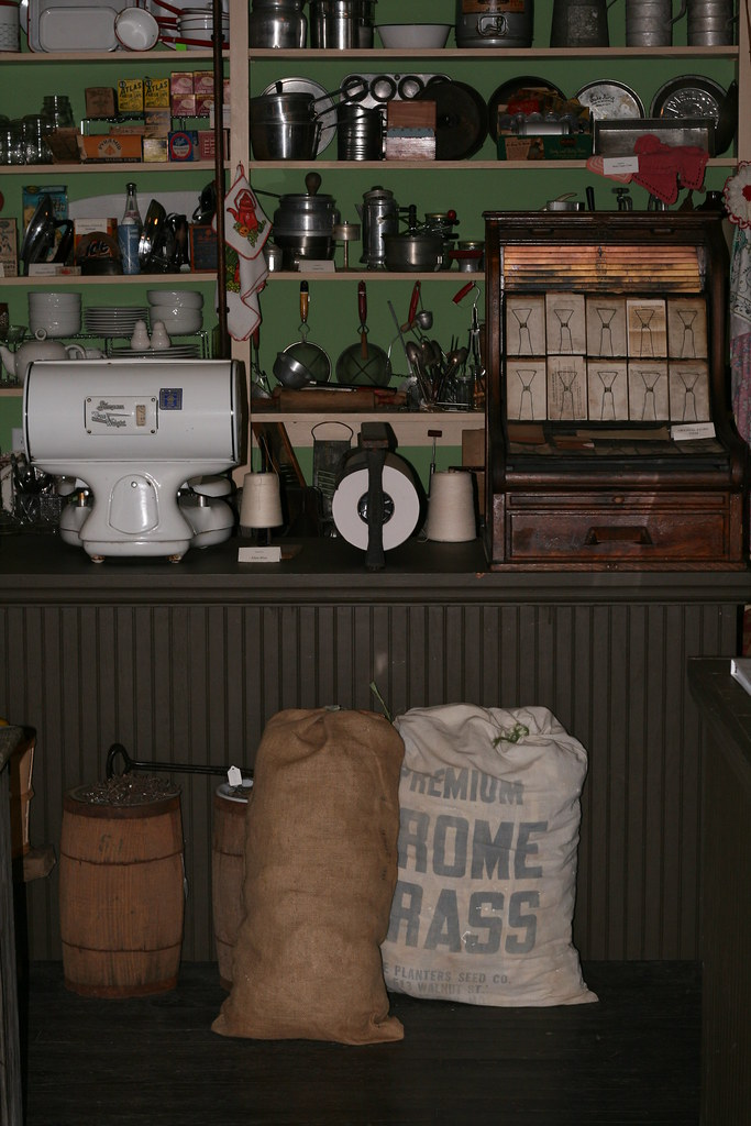 """""""Aurora General Store Inside V"""" by Rob Stemple is licensed under CC BY-ND 2.0"""