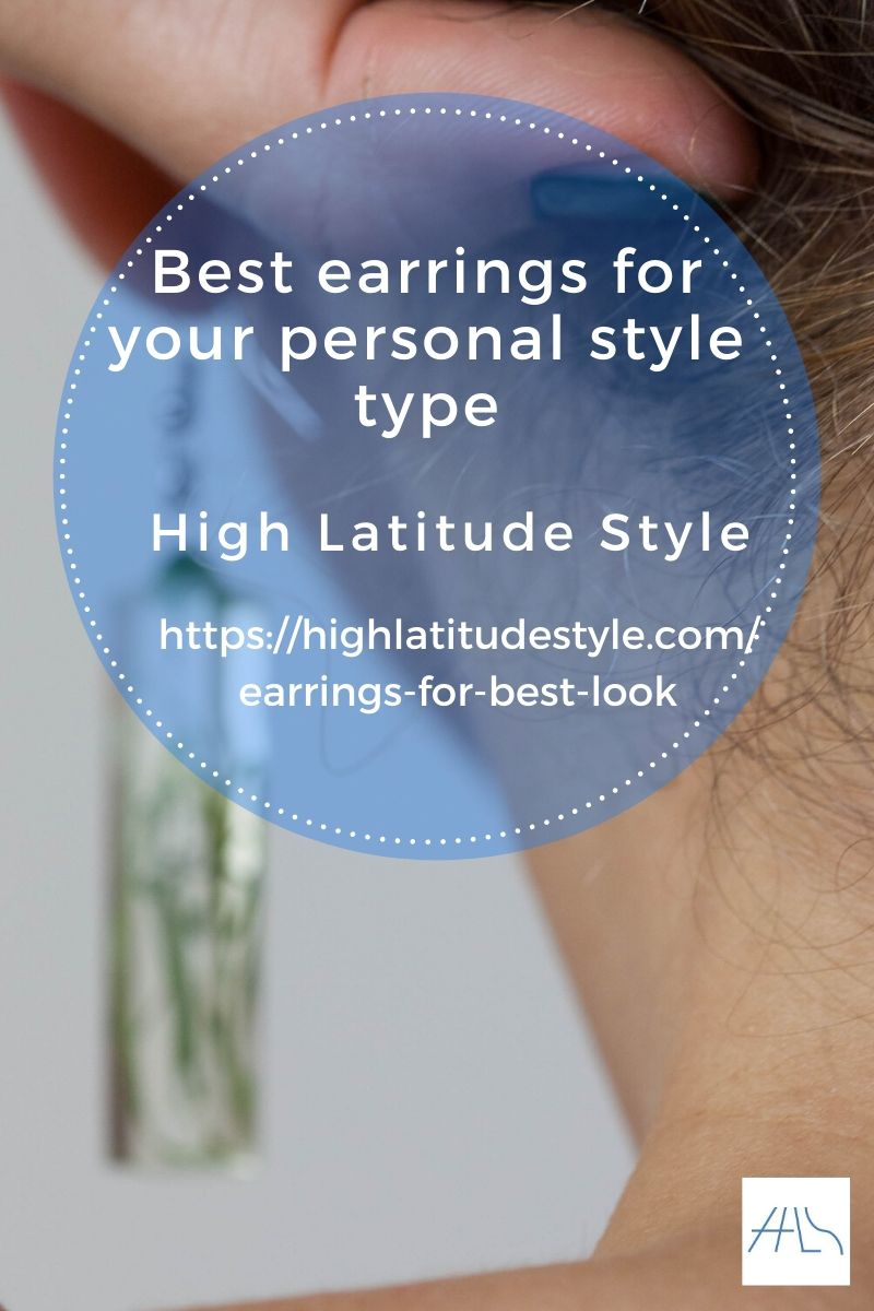 See which earrings enhance your look from great to the best