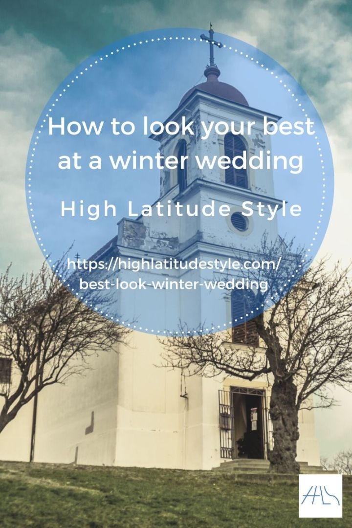 How to look your best at a winter wedding