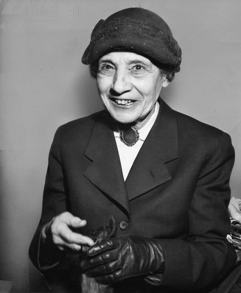 Lise Meitner.