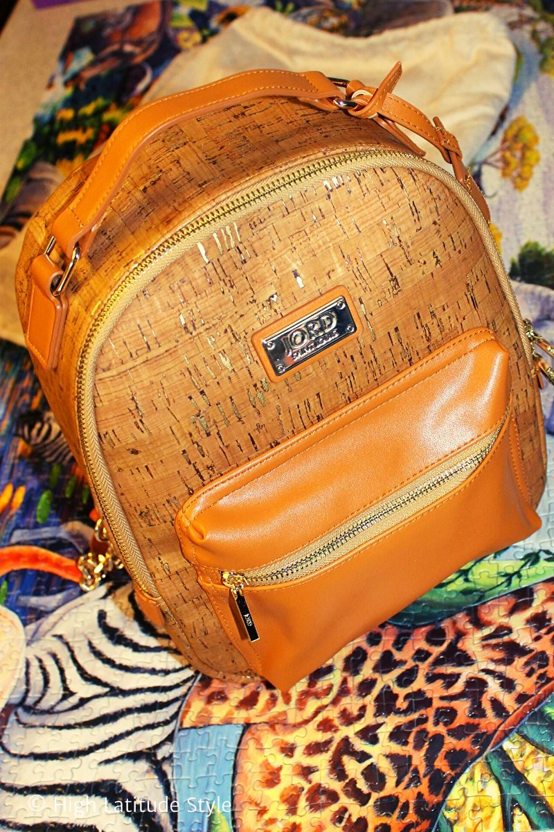 Sustainable accessories are great news to share about JORD