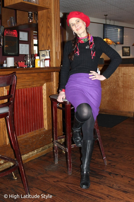 What You Can Wear in Alaska in February (Lookbook)