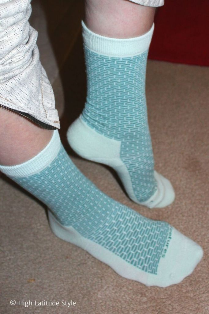 women's hextex crew cushion socks