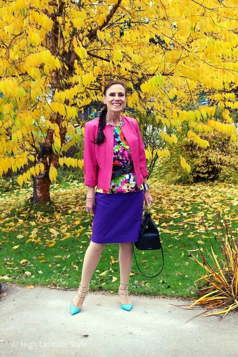 How to style 17 stunning looks with a pink jacket