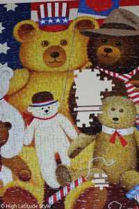 Read more about the article Buffalo Games Patriotic Puzzle for July 4