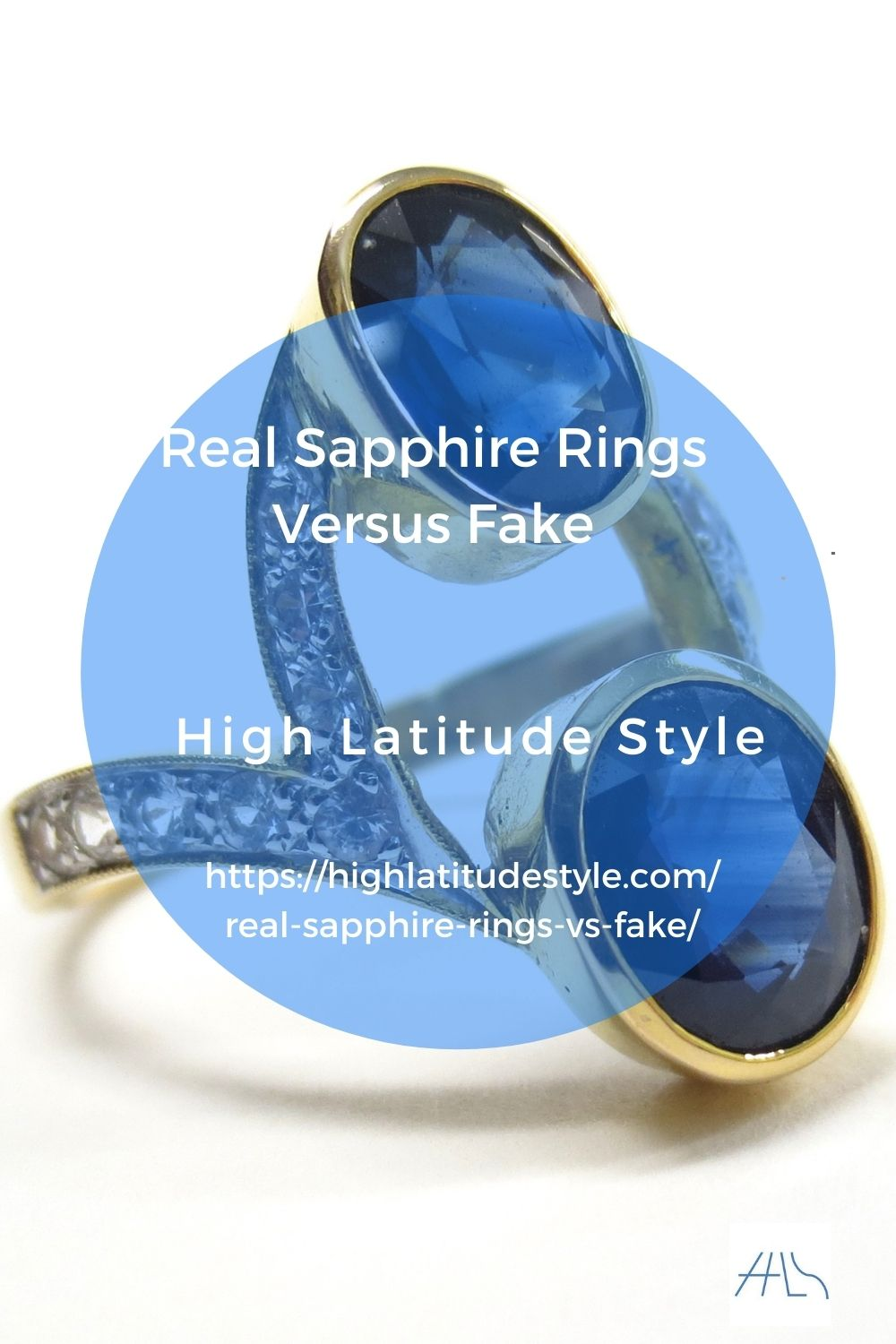 You are currently viewing Real Sapphire Rings Versus Fake