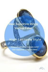 Read more about the article Real Sapphire Rings Versus Fake