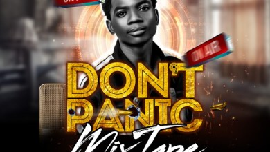 Photo of DJ Lekside – Don't Panic Mix