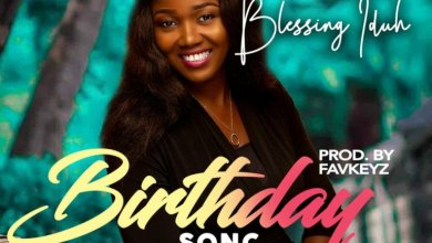 Photo of Blessing Iduh – Birthday Song