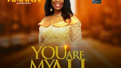 Photo of Pastor Amara Ogba – You Are My All