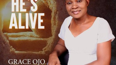 Photo of Grace Ojo – He's Alive