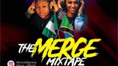 Photo of DJ Penny Ft. DJ Jazy – The Merge Mix