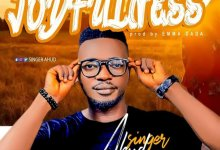 Photo of Singer Ahud – Joyfulness