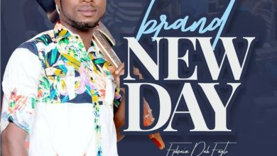 Photo of Ephraim Dah Eagle – Brand New Day