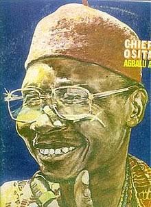 Chief Osita Osadebe - Nwannem Ebezina