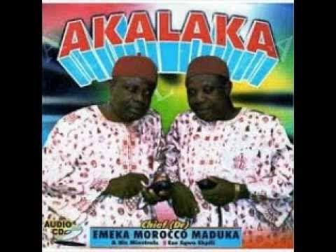 Prince Emeka Morocco Maduka - Ihe Onye Gabu Ka O Gabu