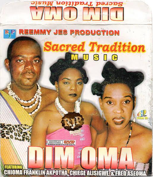 DOWNLOAD MP3 Chioma Akpota Chukwuka & Fred Aseroma - Dim Oma