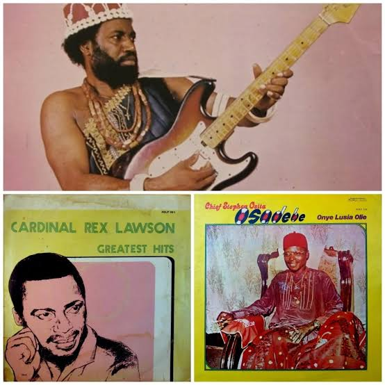 List of Igbo Nigerian Highlife Musicians Who (Passed Away) died Recently