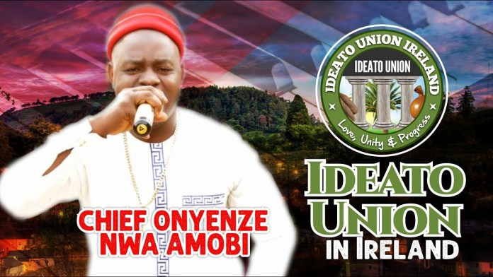 IDEATO UNION IN IRELAND - 2019 Nigerian Highlife Music