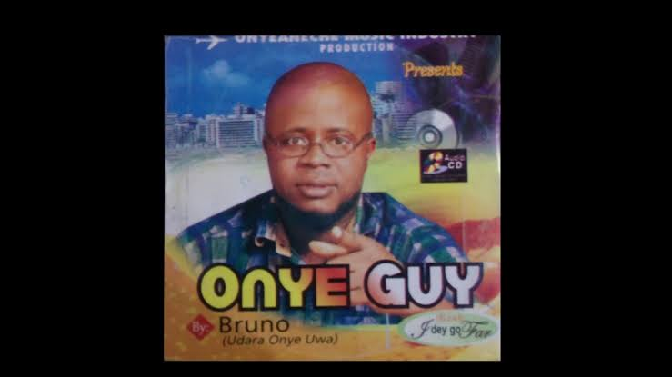 DOWNLOAD FULL ALBUM: Bruno - Onye Guy (Owerri Bongo Igbo