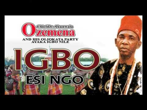 Chief Akunwata Ozoemena Nsugbe - Igbo Esi Ngo (Latest Igbo Highlife Songs)