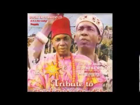 Chief Akunwata Ozoemena Nsugbe - Alhaji Shinkafi