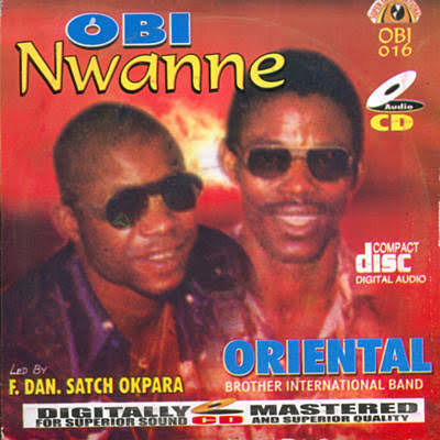 Oriental Brothers - Ozo Wu Iwem