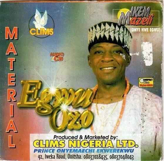 Ikem Mazeli - Egwu Ozo (Latest Igbo Highlife Songs)