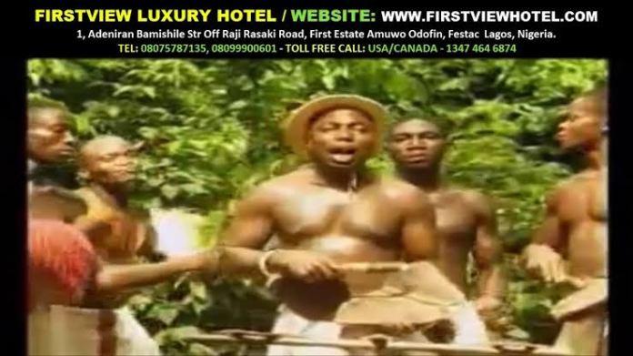 Ogene Shidodo - Anyi Ejewe   Ogene Music