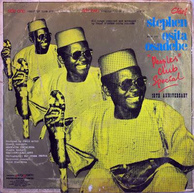 Chief Stephen Osita Osadebe - Onu Kwuru Njo Ga Ekwu Nma (Igbo Highlife Music)