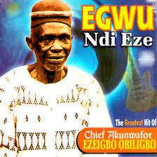 Akunwafor Obiligbo - Obiligbo Onyeozioma (Igbo Cultural Songs)