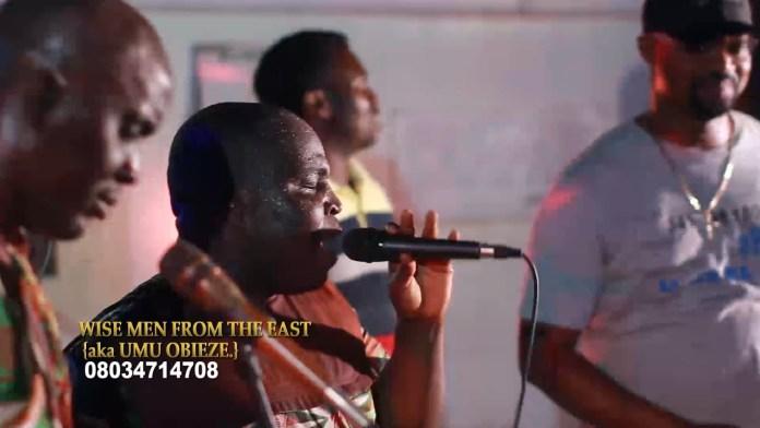 Umu Obieze (Wise Men from East)  - Christmas Change | Latest Igbo Highlife Music