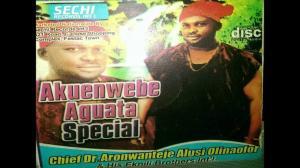 FULL ALBUM: Aronwanteje Alusi Olinaofor - Akuenwebe Aguata Special