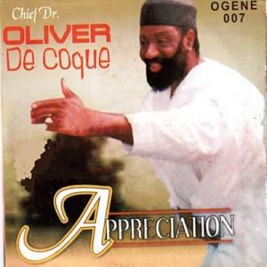 Oliver De Coque - Ana Enwe Obodo Enwe
