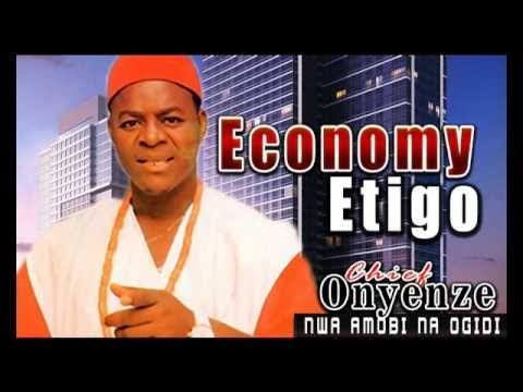 Chief Onyenze Nwa Amobi - Akuo Aka Ige Nti