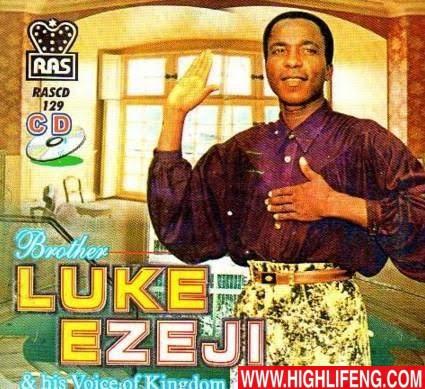 Luke Ezeji - Agam Ekele Gi | Latest Igbo Gospel Songs