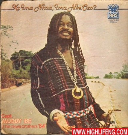 Muddy Ibe - Niger City Social Club Of Nigeria | Igbo 70s Highlife Music ALBUM