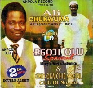 Ali chukwuma - EGO JI OLU | Igbo Nigerian Highlife Music