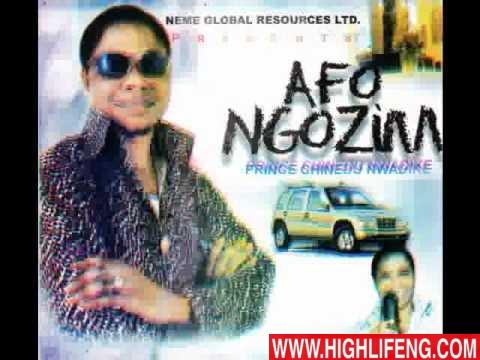 Prince Chinedu Nwadike - Igozirim (Afo Ngozim)