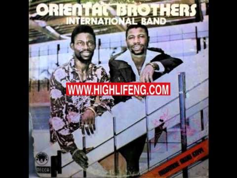 Oriental Brothers - Ama Onye Wu Onye   Igbo Highlife Music