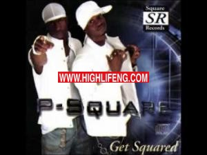 P. Square - Say your Love